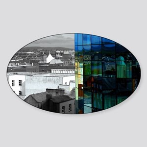 Reflection of Limerick Sticker