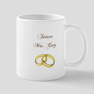 FUTURE MRS. GREY Mugs