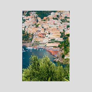 Italy, Amalfi Rectangle Magnet