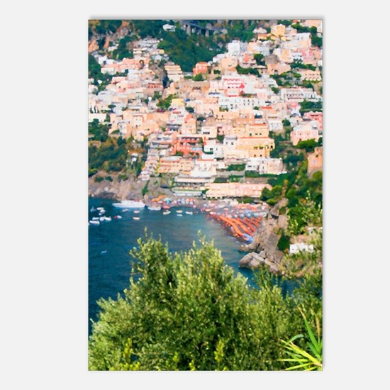 Italy, Amalfi Postcards (Package of 8)