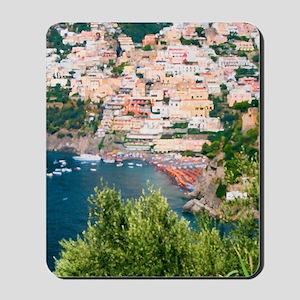 Italy, Amalfi Mousepad