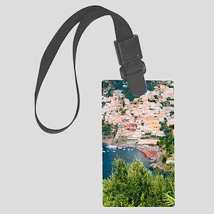 Italy, Amalfi Large Luggage Tag