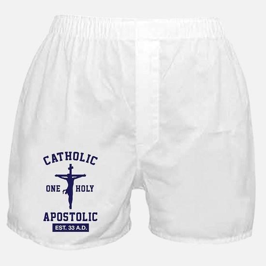 One Holy APOSTOLIC Boxer Shorts