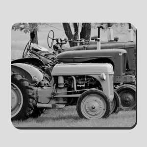 Vintage Tractor Collection Mousepad