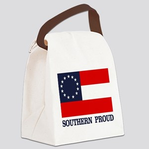 1 Nat (Southern Proud) Canvas Lunch Bag