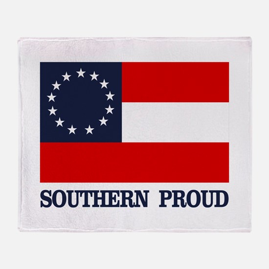 1 Nat (Southern Proud) Throw Blanket