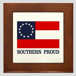 1 Nat (Southern Proud) Framed Tile