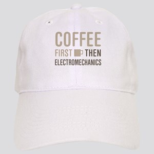 Coffee Then Electromechanics Cap