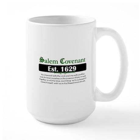 Salem Covenant 1629 Mugs