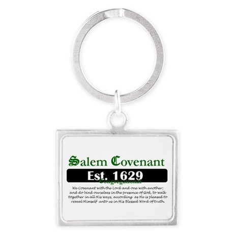 Salem Covenant 1629 Keychains