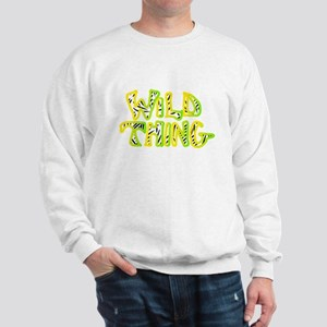 Wild Thing 1 Sweatshirt