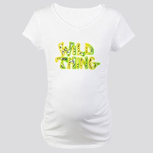Wild Thing 1 Maternity T-Shirt