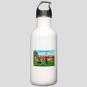 Joy of Golf 1 Stainless Water Bottle 1.0L