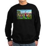 Joy of Golf 1 Sweatshirt (dark)