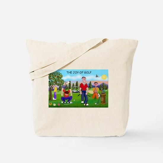 Joy of Golf 1 Tote Bag