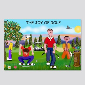 Joy of Golf 1 Postcards (Package of 8)