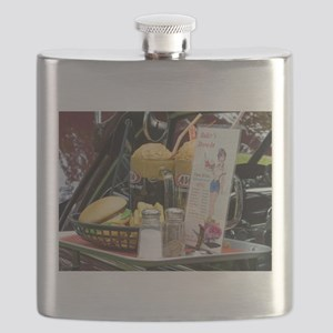 Fine Dining Flask