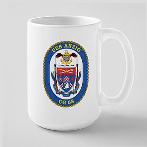 Uss Anzio Cg-68 Mugs