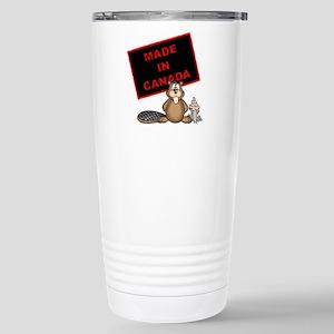 Made In Canada Beaver Travel Mug