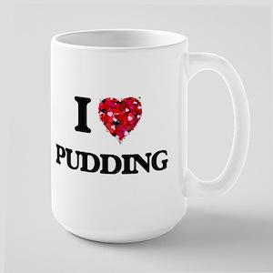 I Love Pudding Mugs