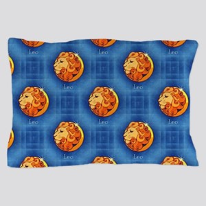 leo horoscope Pillow Case