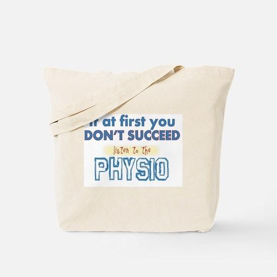 Physio Tote Bag