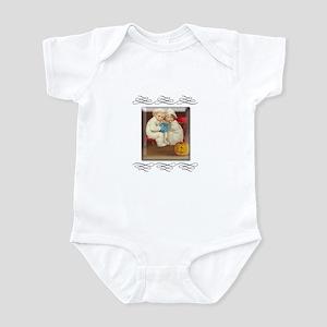TLK010 Halloween Fright Infant Bodysuit