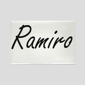 Ramiro Artistic Name Design Magnets