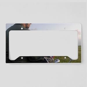 VESPA PRETTY GREEN , MOD License Plate Holder