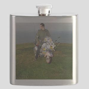 PRETTY GREEN , MODS Flask