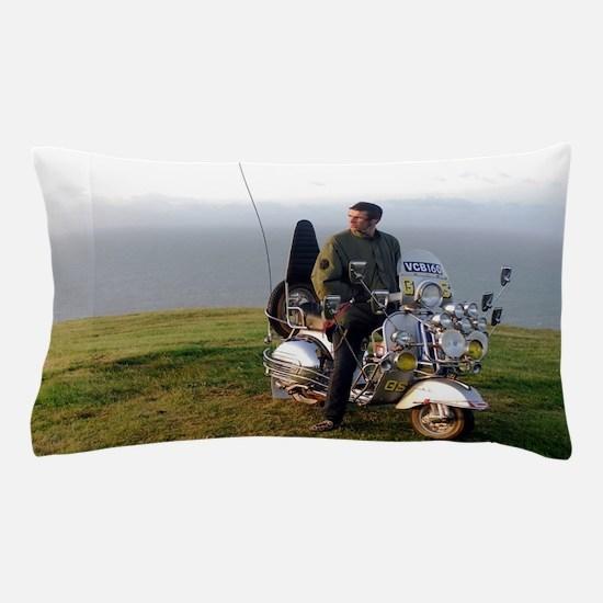 VESPA GS STING Pillow Case
