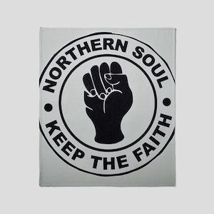 KEEP THE FAITH 2  Throw Blanket