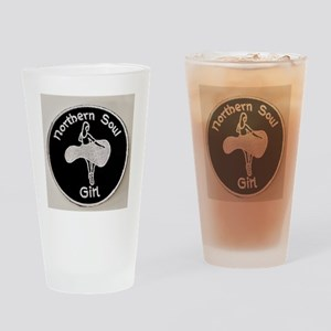 NORTHERN SOUL  Drinking Glass