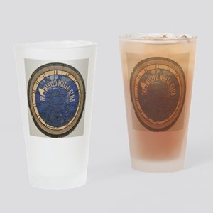 TWISTED WHEEL CLUB Drinking Glass