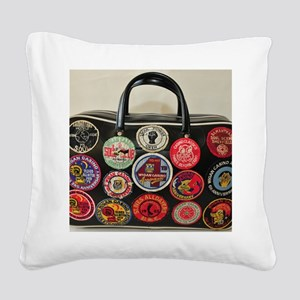 NORTHERN SOUL  Square Canvas Pillow