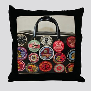 NORTHERN SOUL  Throw Pillow