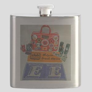 NORTHERN SOUL BAG Flask