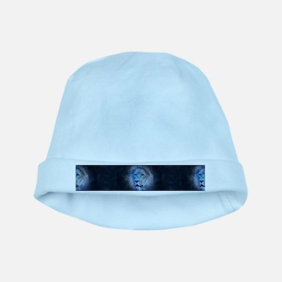 leo lion baby hat