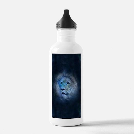 leo lion Water Bottle
