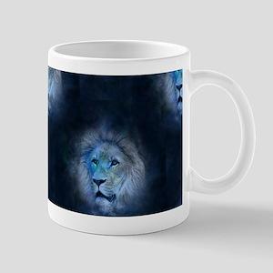 leo lion Mugs