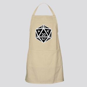 D20 black center Light Apron
