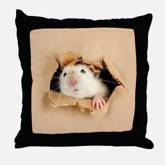 Unique Tater Throw Pillow
