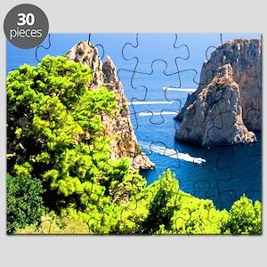 Italy, Capri Puzzle