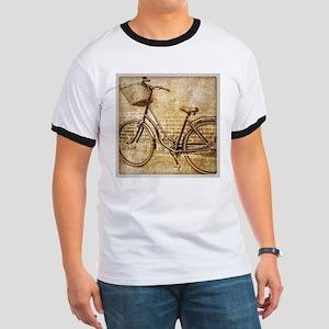 romantic street vintage bike T-Shirt