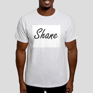 Shane Artistic Name Design T-Shirt