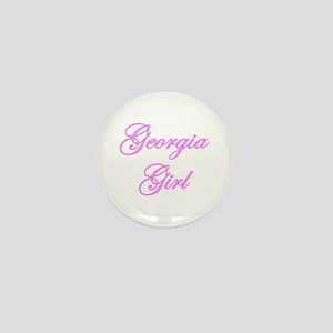 Georgia Girl Mini Button