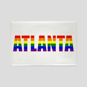 Atlanta Pride Rectangle Magnet