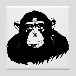 Chimp Tile Coaster