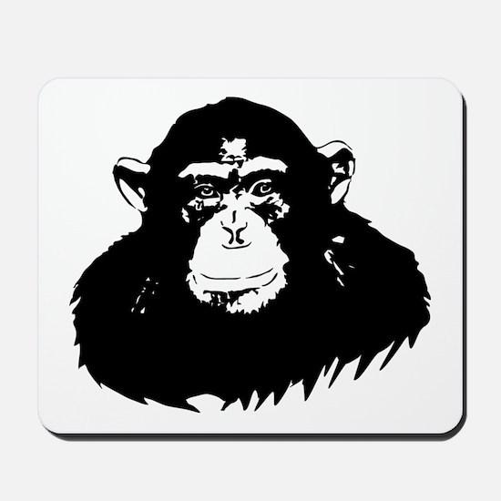 Chimp Mousepad