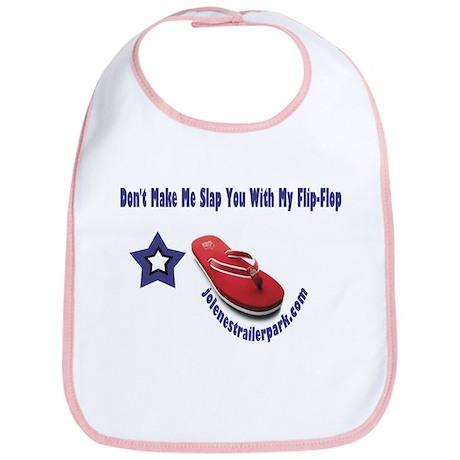 Flip Flop Slap! Bib